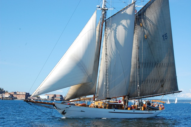 special member event sail aboard adventuress bearings the blog