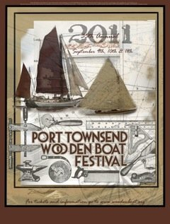 Port townsend wooden boat 2013