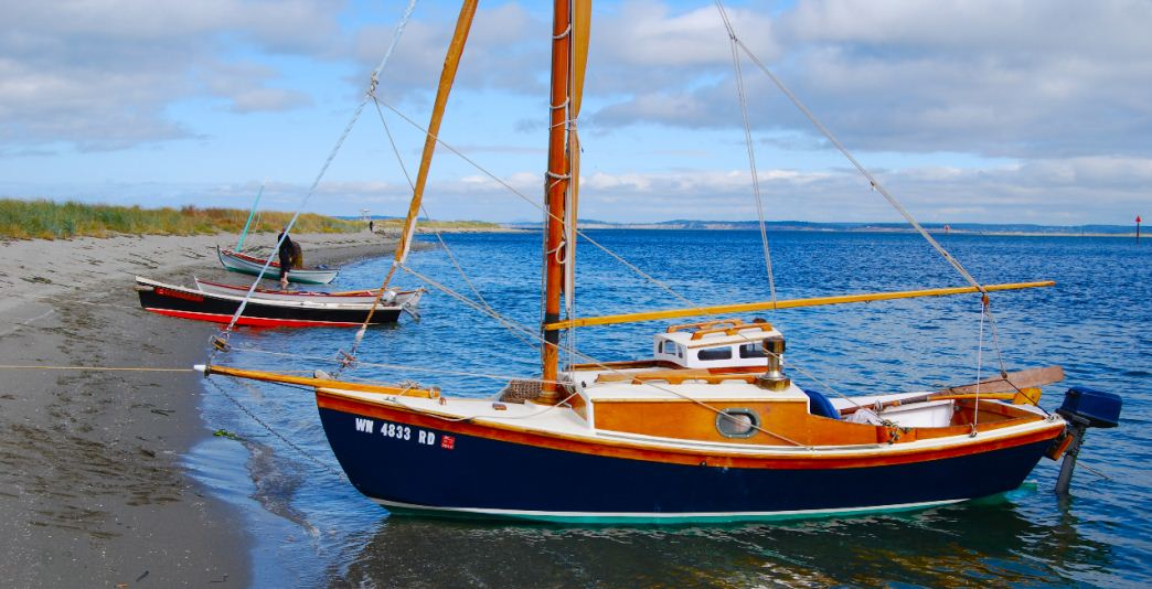 Pocket Yacht | Bearings: The Blog of The Center for Wooden Boats