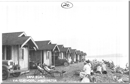 Cama Then - 1930s - Credit Stanwood Area Historical Society