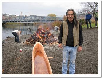 Saaduuts Canoe Carver CWB