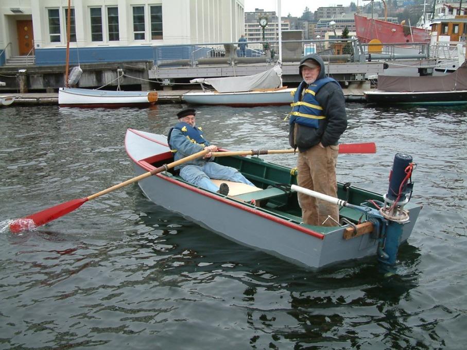 Knowing Vintage duck boat plans | Ken Sea